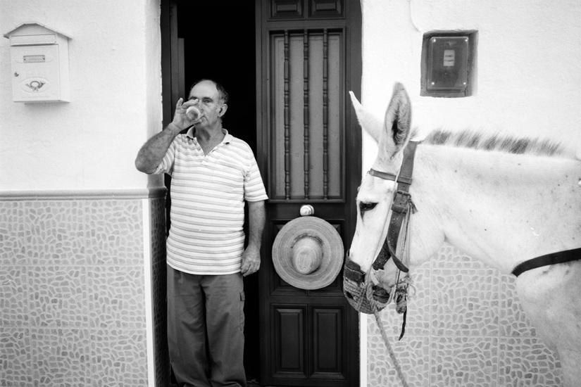 S/H stemnings billeder fra Andalucia